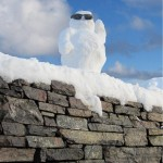 Random image: snowman