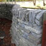 Random image: Dyke wall end